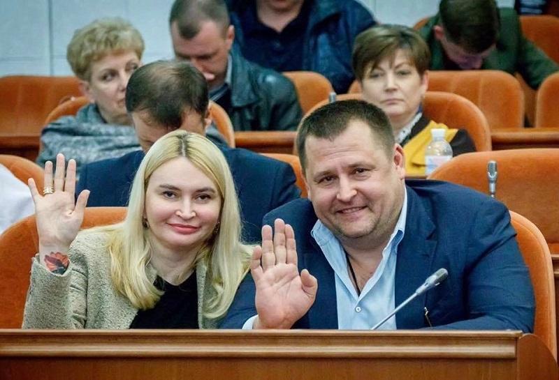 Мер Дніпра звільнив свою заступницю після її висловлювань про українську мову