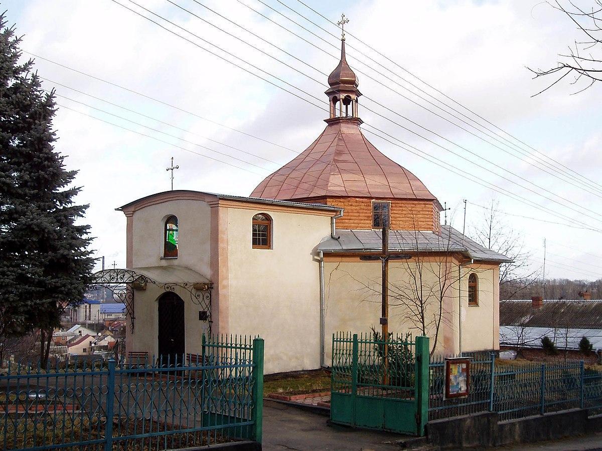 Церковь святого Ильи в Львове / wikipedia.org
