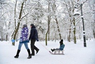 18 февраля на Западе будет идти снег, на дорогах – гололедица и туман