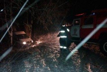 На Прикарпатті автомобіль збив на смерть пішохода, який рухався узбіччям