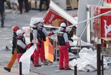 Из-за урагана в Пхенчхане пострадали 16 человек