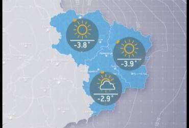 Прогноз погоды в Украине на вторник, день 20 февраля