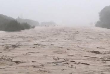 """Через циклон """"Гіта"""" у кількох районах Нової Зеландії оголосили надзвичайний стан"""