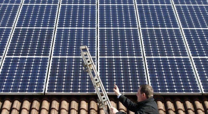 """В Украине растет ввод в эксплуатацию мощностей """"зеленой"""" энергетики"""