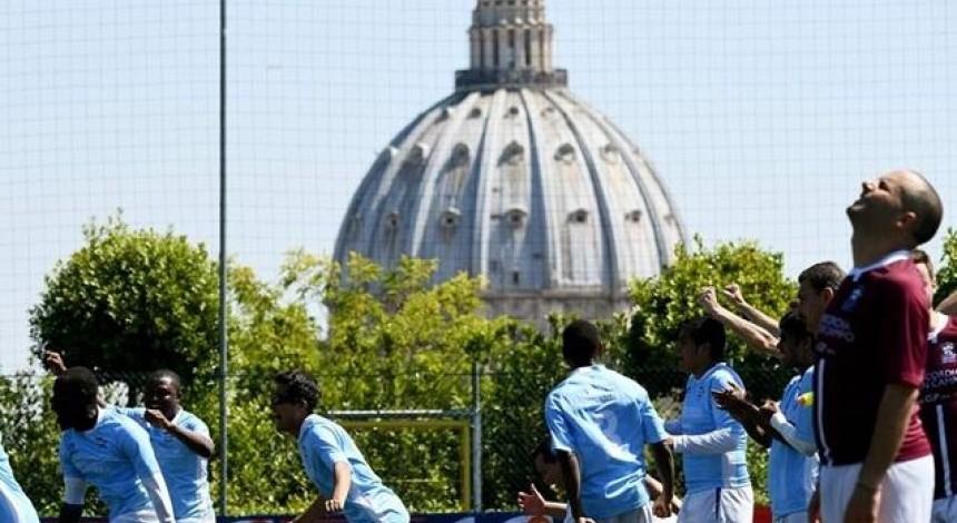 В Ватикане пройдёт международный футбольный чемпионат «Clericus Cup»