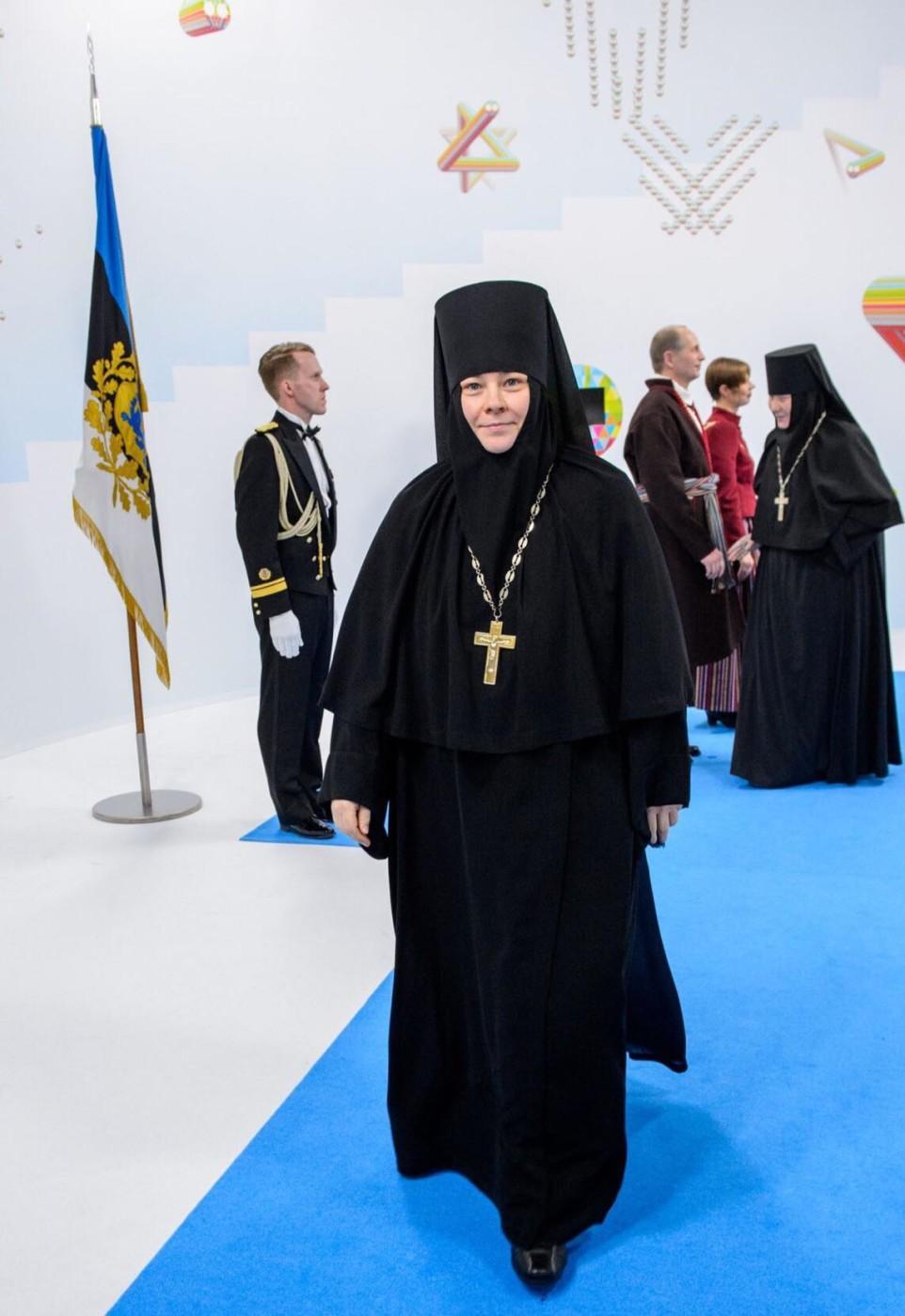 На юбилейную церемонию были приглашены около 1500 гостей / orthodox.ee