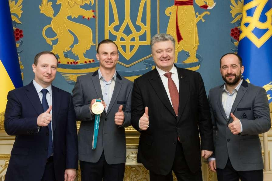 офіційний Twitter президента України