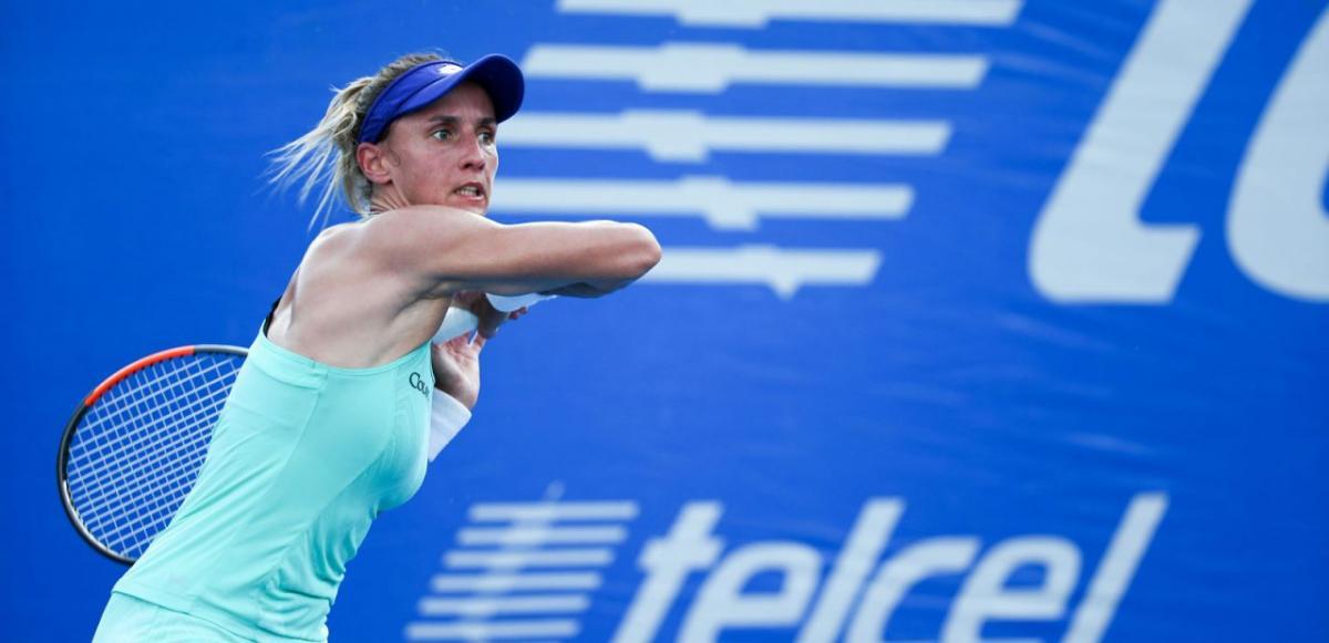 Леся Цуренко пробилась в четвертьфинал в Акапулько / btu.org.ua