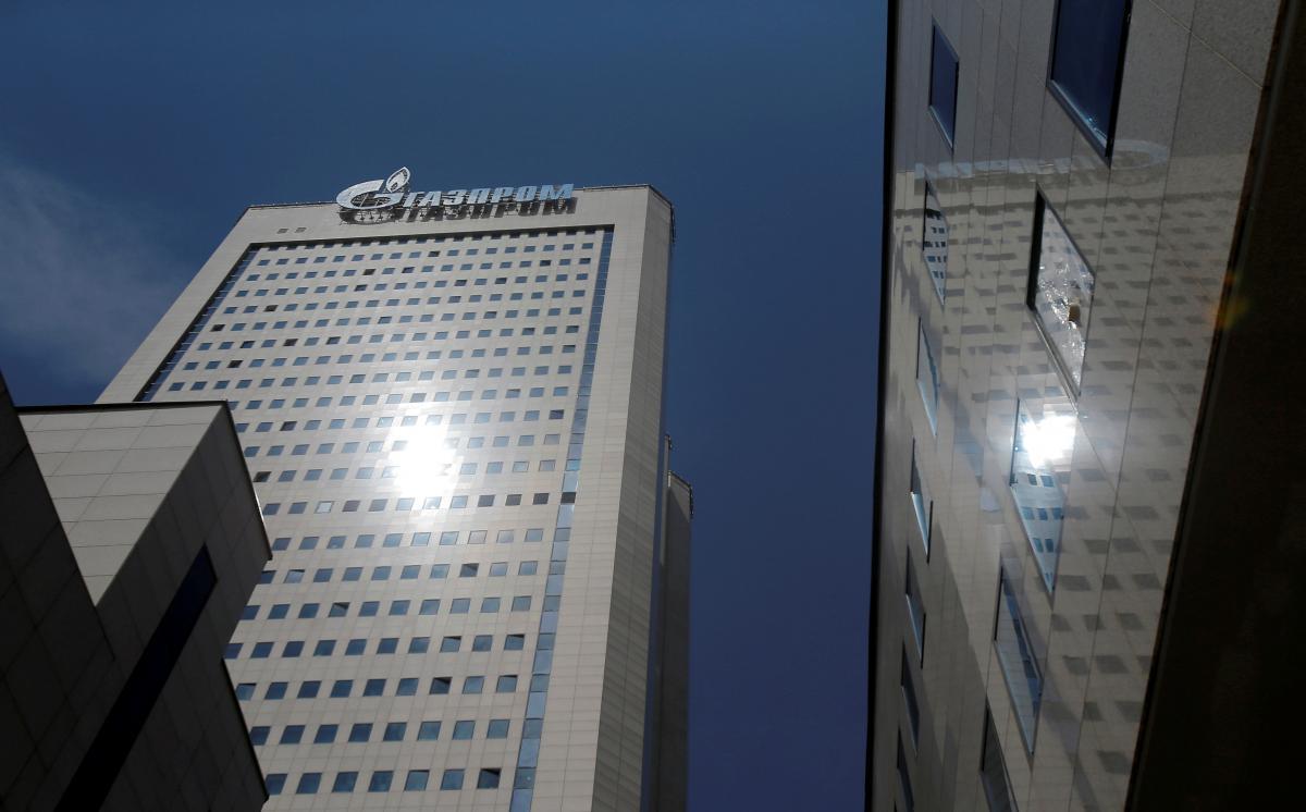 """Офис """"Газпрома"""", иллюстрация / REUTERS"""