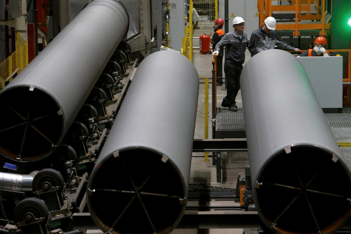 Ukraine in global search of Gazprom's foreign assets; seizure in Ukraine launched