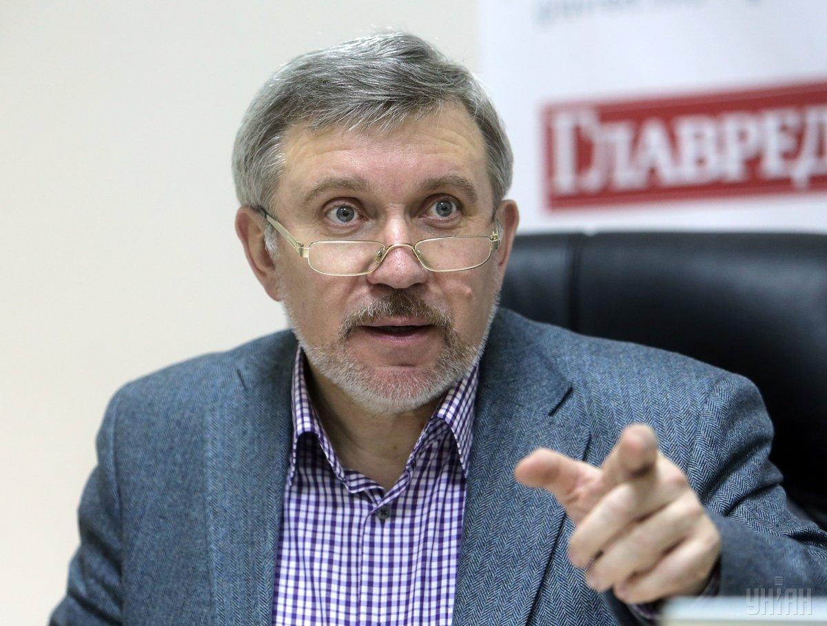 Обычная для нас практика «Газпрома» - оттягивание, отметил Гончар / фото УНИАН