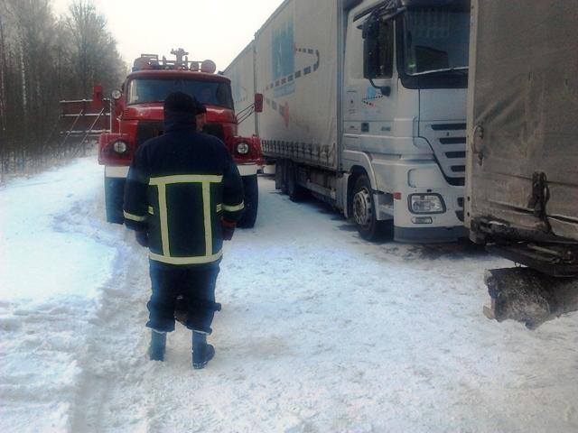 фото пресс-службы ДСНС в Житомирськой области