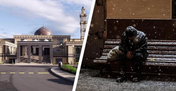 Мечеть открыла двери для всех / islam-today.ru