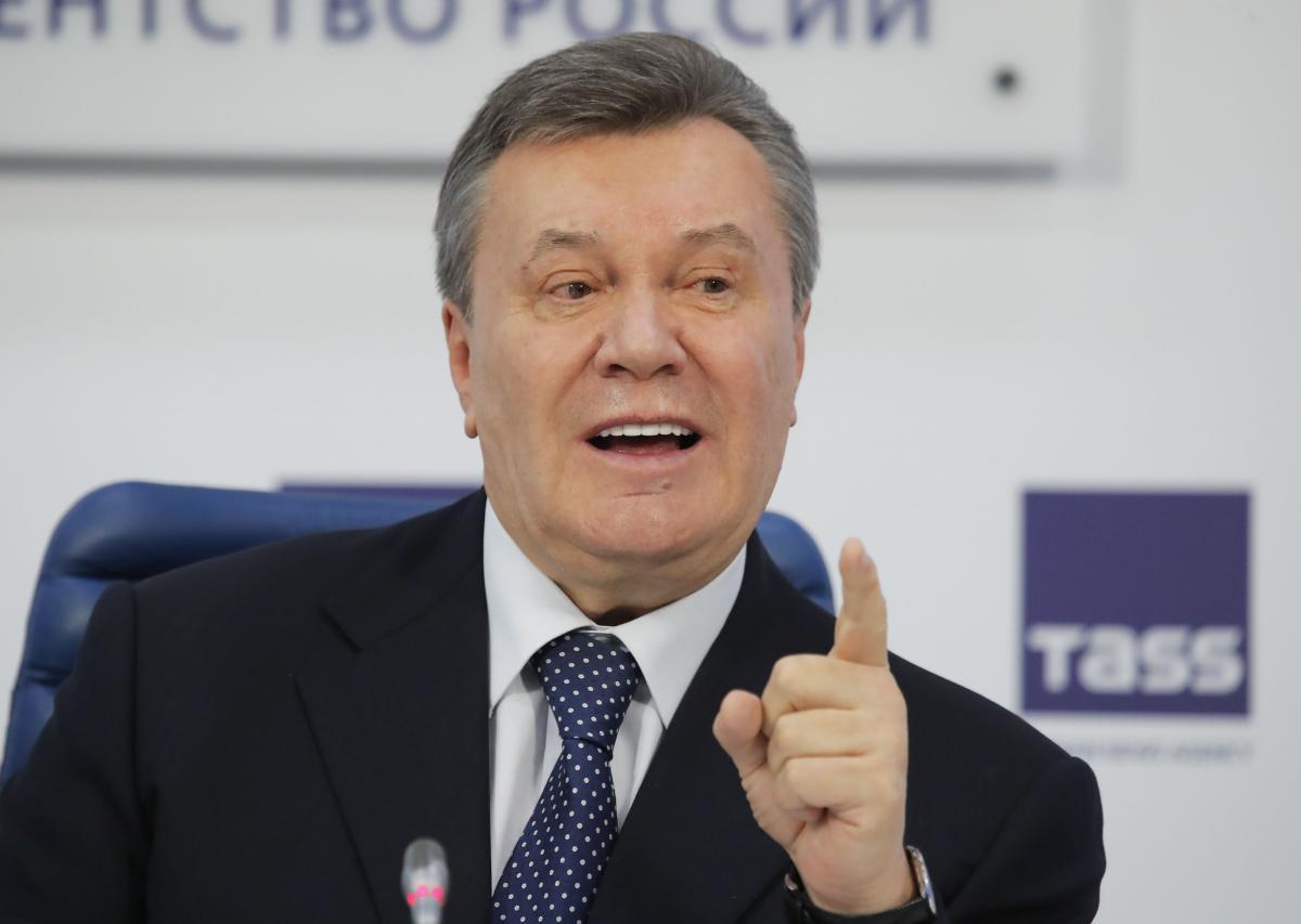 Viktor Yanukovych / REUTERS
