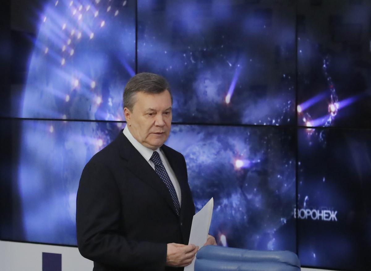 Виктор Янукович в Москве / REUTERS