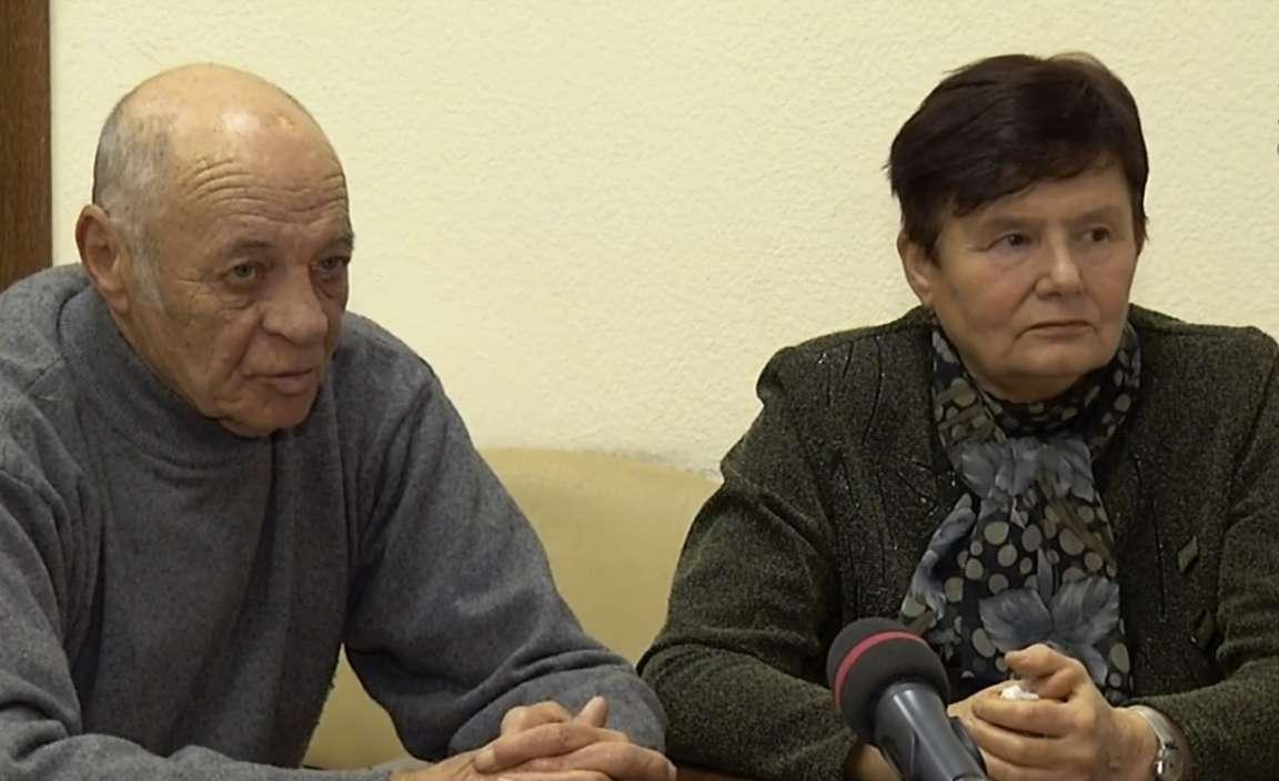 Скончался отец заключенного вРФ Романа Сущенко