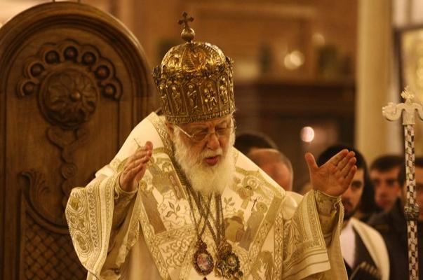 Католикос-Патриарх Грузии Илия II / eadaily.com