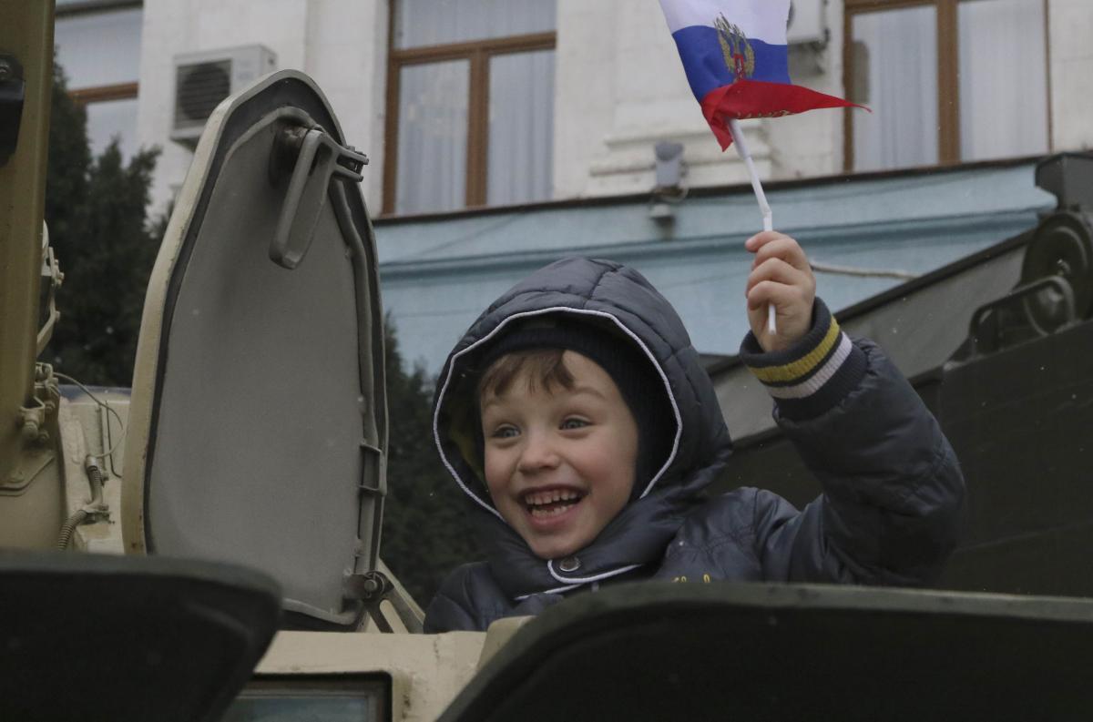 Крымчан призовут служить в российские ракетные войска