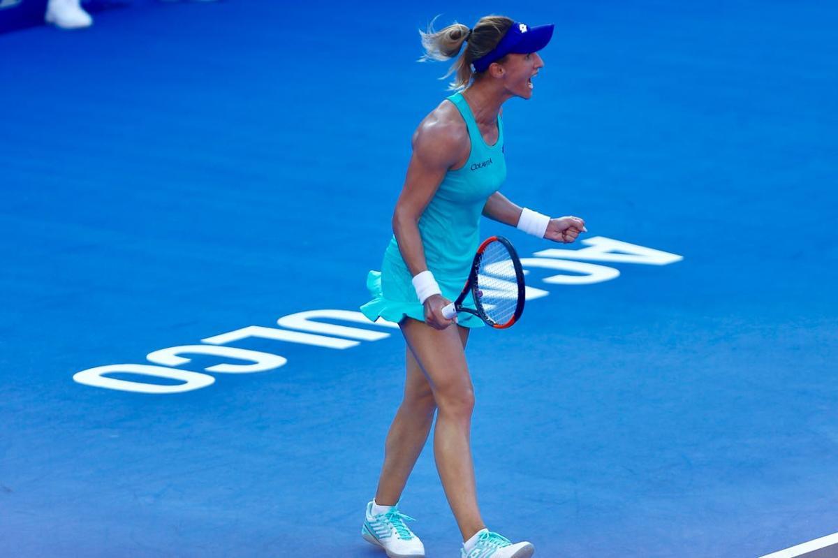 Украинская теннисистка Костюк объявила бойкот турнирам в Российской Федерации из-за войны наДонбассе