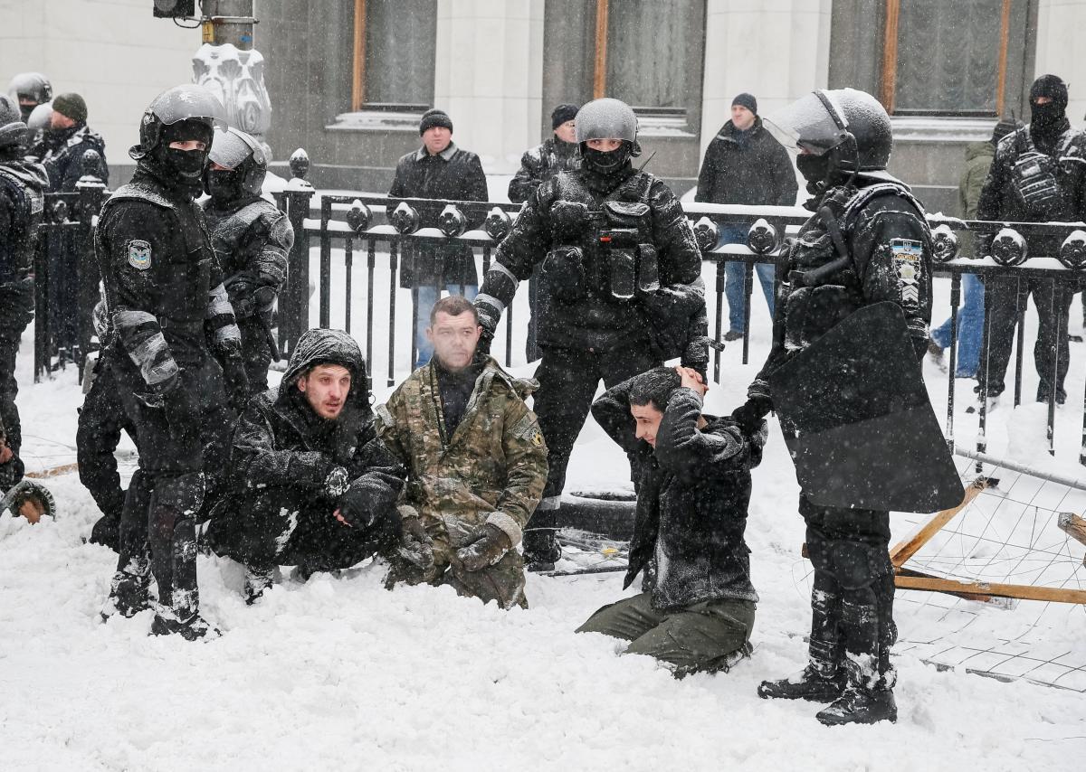 Кожен поліцейський, рятувальник і прикордонник мусить уміти надавати першу домедичну допомогу, - Аваков - Цензор.НЕТ 7048
