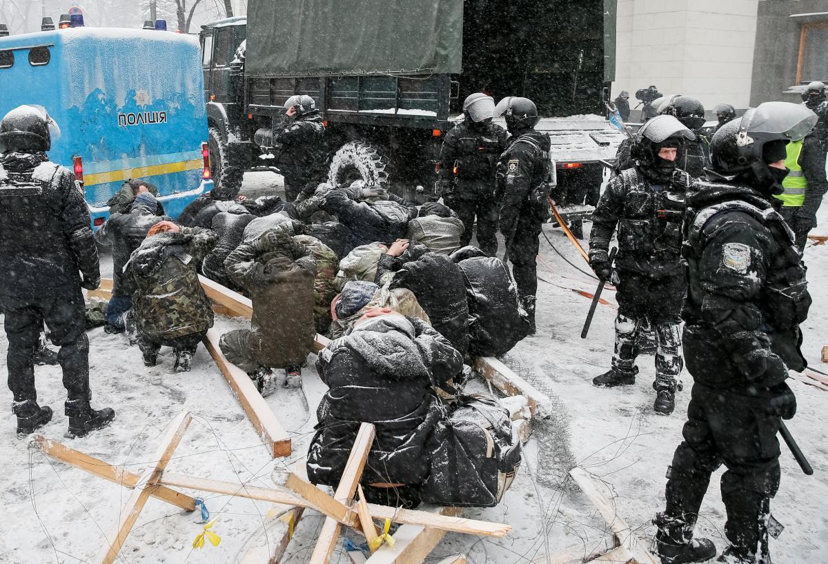 """""""Міліція, бл#дь?!"""" - розгін табору ромів на Лисій горі в Києві - Цензор.НЕТ 2628"""