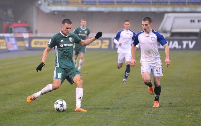 """""""Ворскла"""" завершила первую часть чемпионата с 37 очками / nv.ua"""