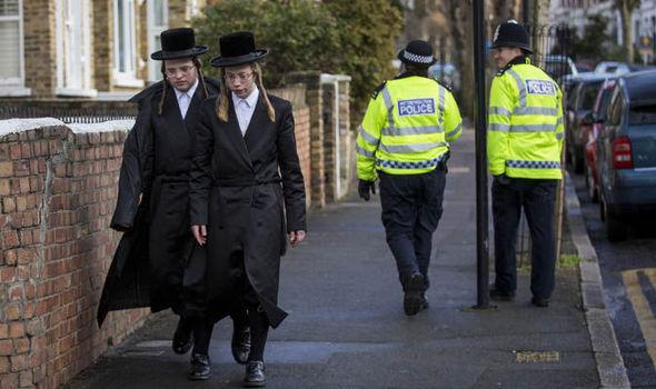 Полиция считает, что речь идет об антисемитском нападении / jewish.ru