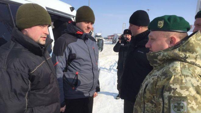 Пограничники находились в плену 5 месяцев / ua.112.ua