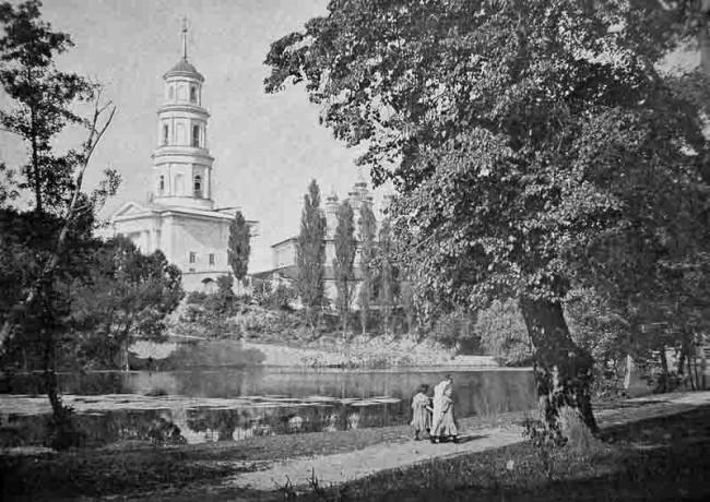 Китаївські водойми в Голосіївському лісі. Фото 1891 року / starkiev.com