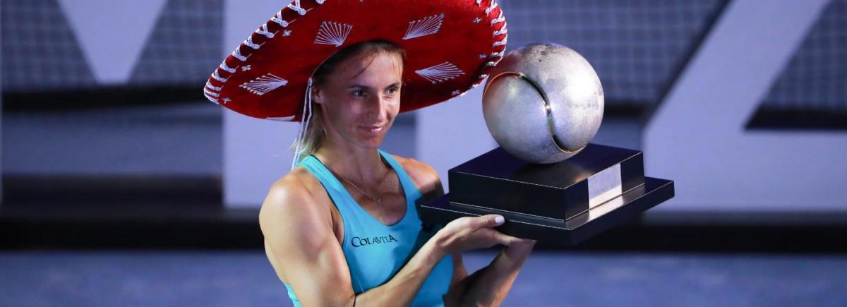 Цуренко выиграла третий турнир в карьере / wtatennis.com