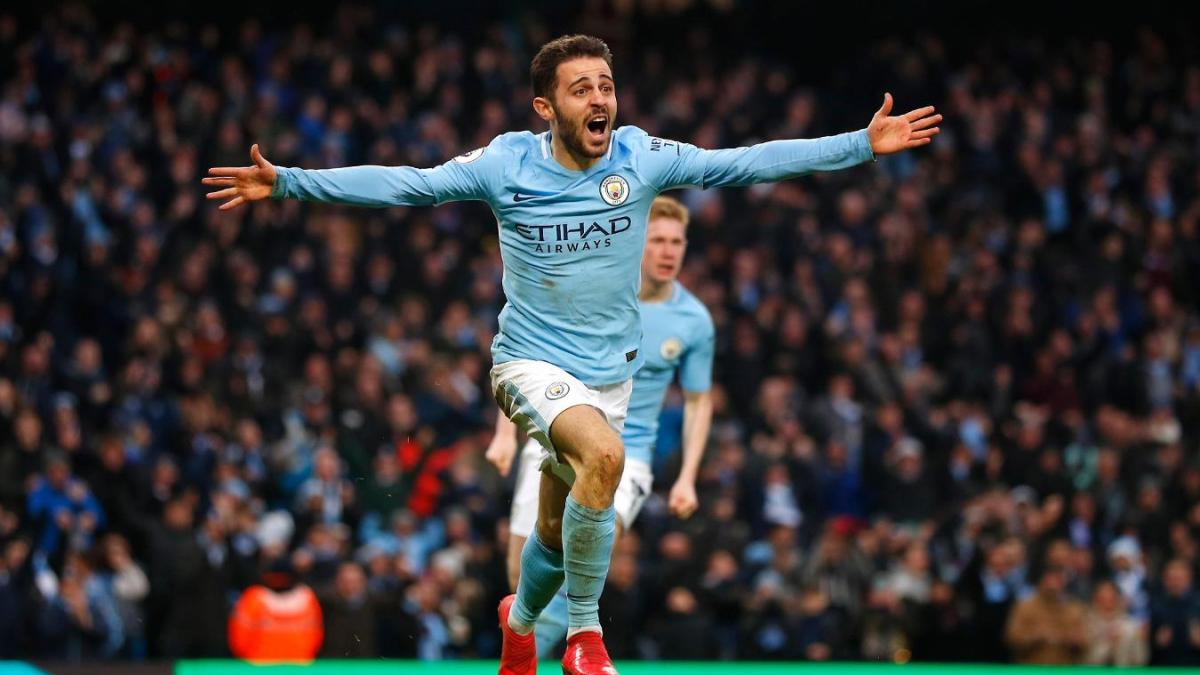 """""""Манчестер Сити"""" продолжает удерживать преимущество над конкурентами в турнирной таблице / premierleague.com"""