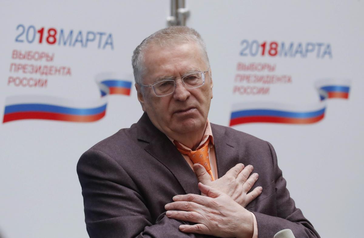 Владимир Жириновский / REUTERS