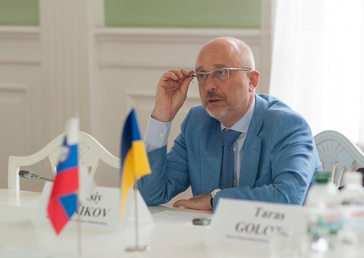 Резніков зазначив, що на Андріївському узвозі залишаться тільки легальні продавці / фото прес-служба КМДА