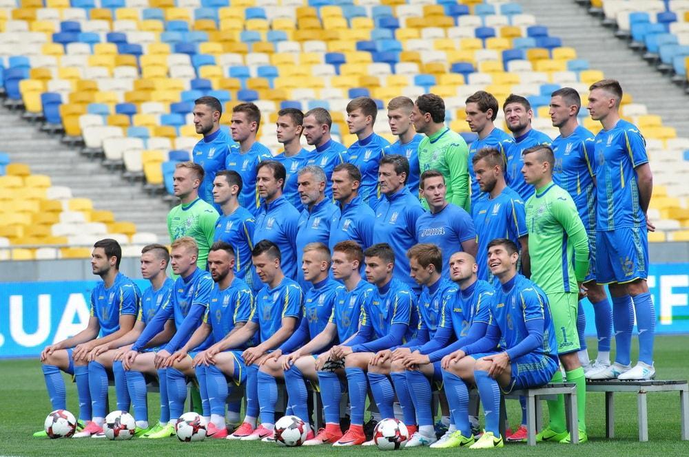 Украинские футболисты проведут товарищеский матч с командой Италии / ffu.ua