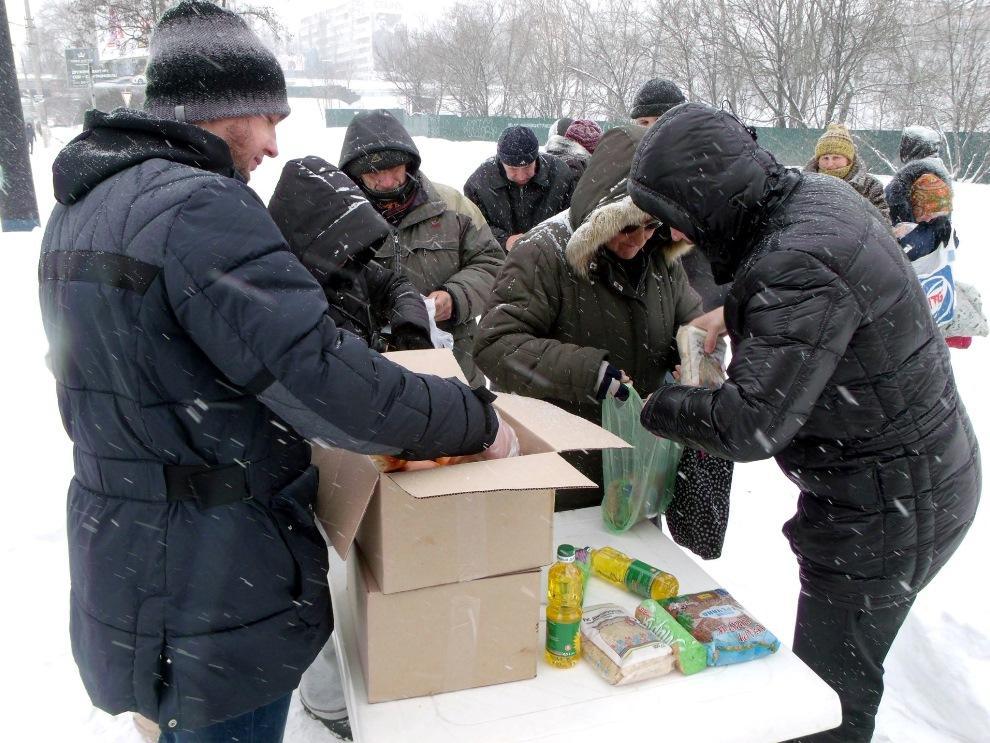 Надати допомогу бідним і нужденним може кожен / sobor.in.ua