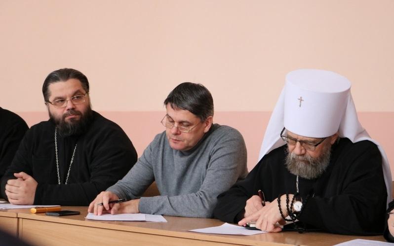 У засіданні взяли участь представники УПЦ / kapelan.org.ua