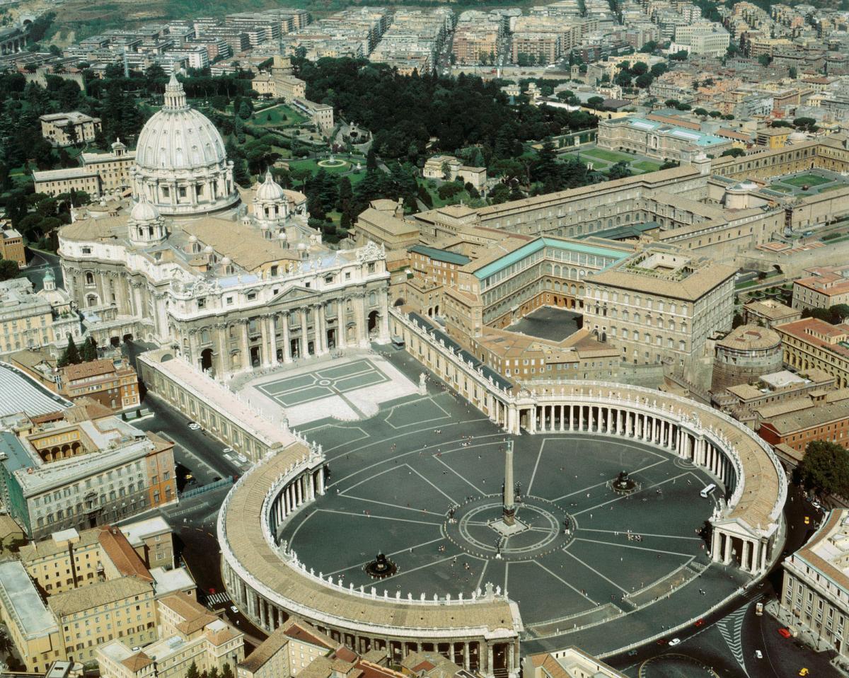 Ватикан / danbrown.wikia.com, иллюстративное фото