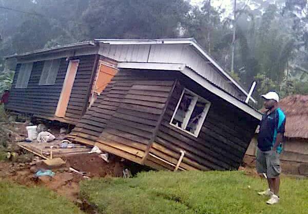 Жертвами землетрясения вПапуа-Новой Гвинее стали 18 человек