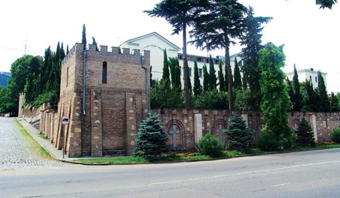 У РПЦ посприяють у питанні передачі тіла померлого в Цхінвалі грузина / patriarchate.ge