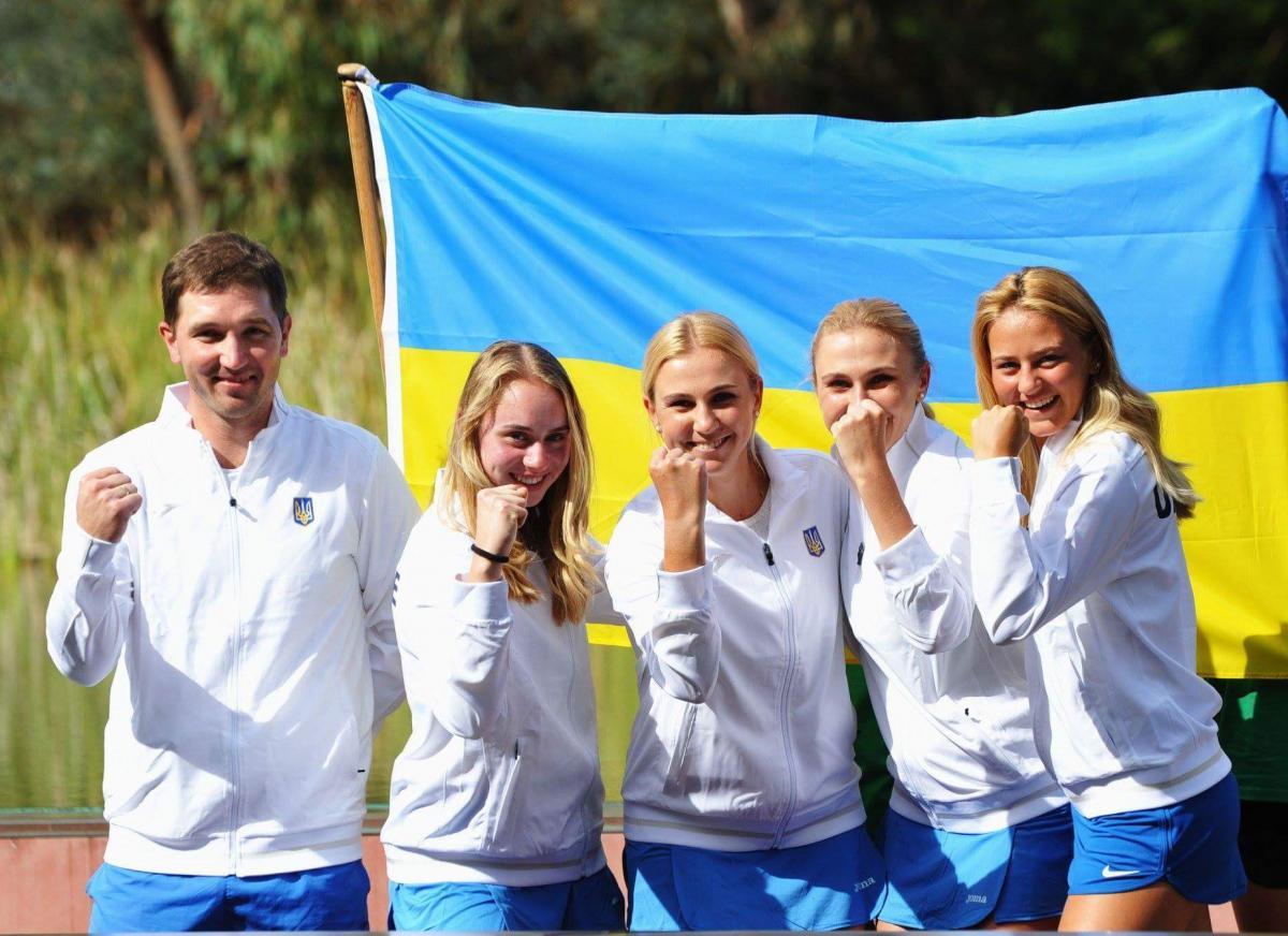 Женская сборная Украины по теннису сыграет с Канадой в Монреале / ФТУ