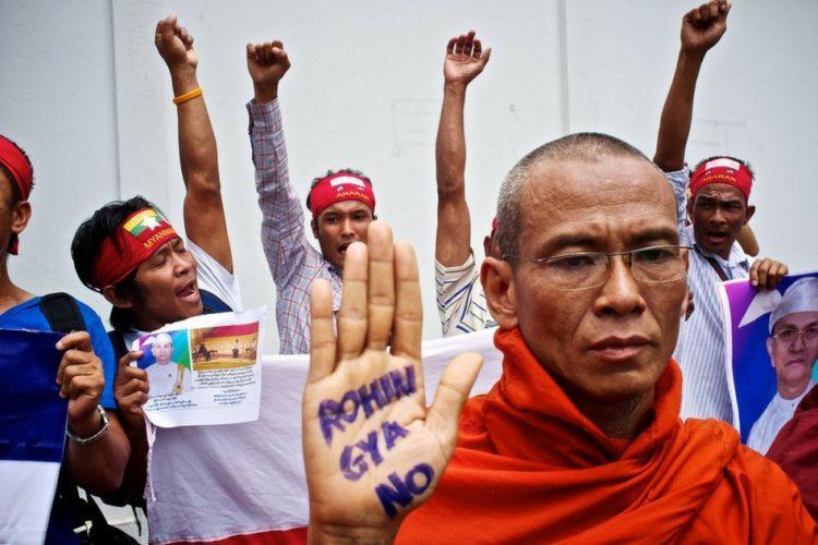 В разжигании розни подозреваются члены радикальной буддистской организации / quora.com