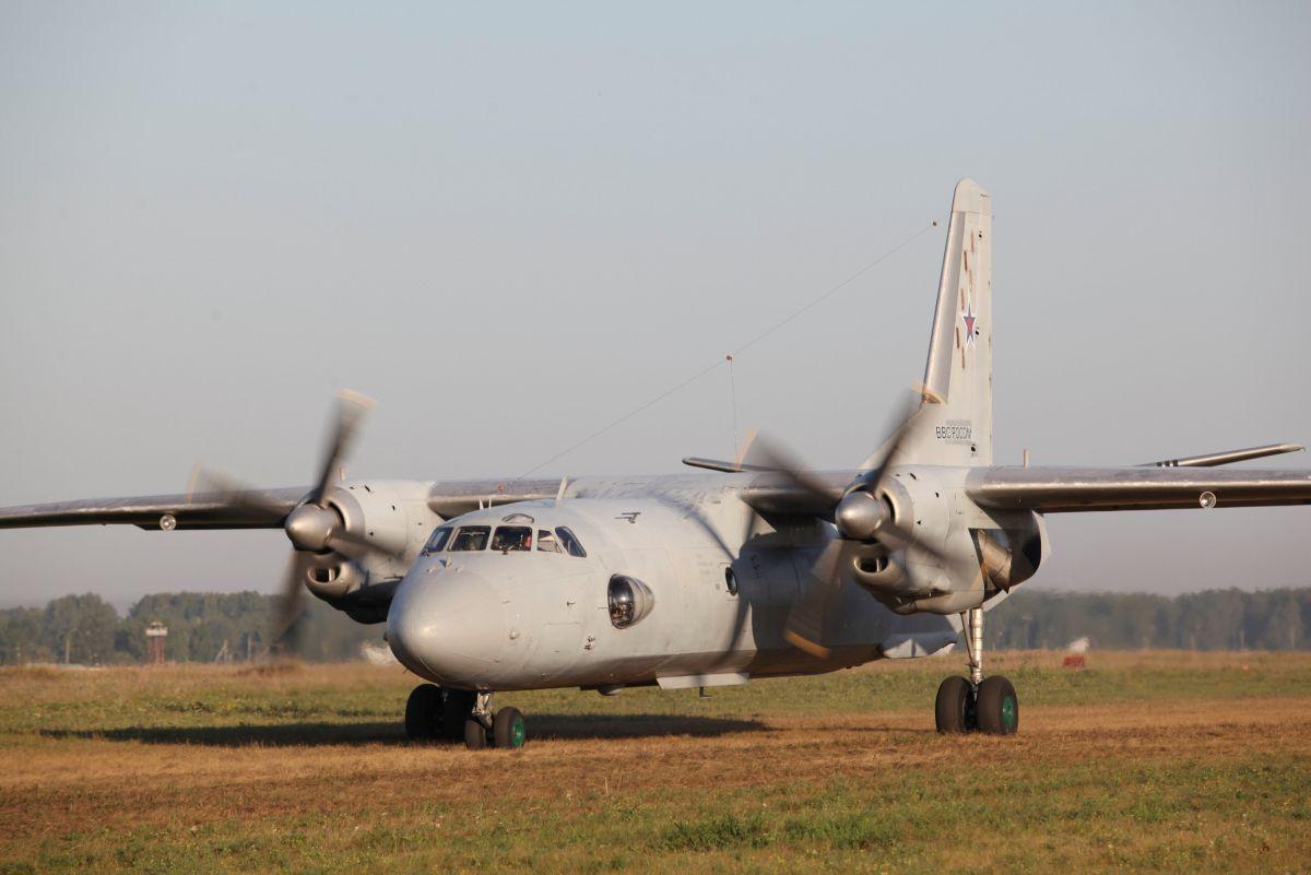 Самолет Ан-26 пропал под Хабаровском/ фото REUTERS