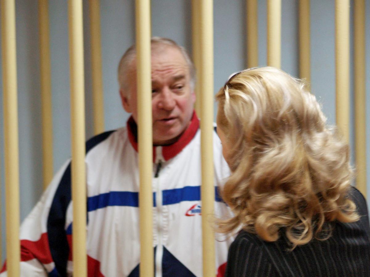 Росісийского экс-шпиона Скрипаля отравили нервно-паралитическим газом / Kommersant/ Yuri Senatorov via REUTERS