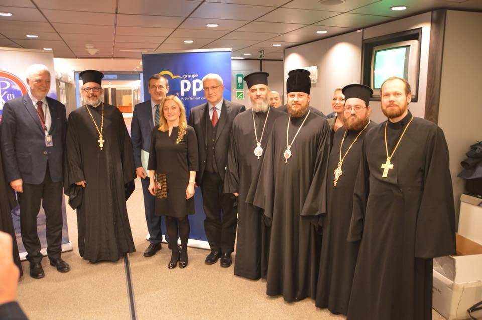 Єпископ Віктор (Коцаба) взяв участь у семінарі в Брюсселі