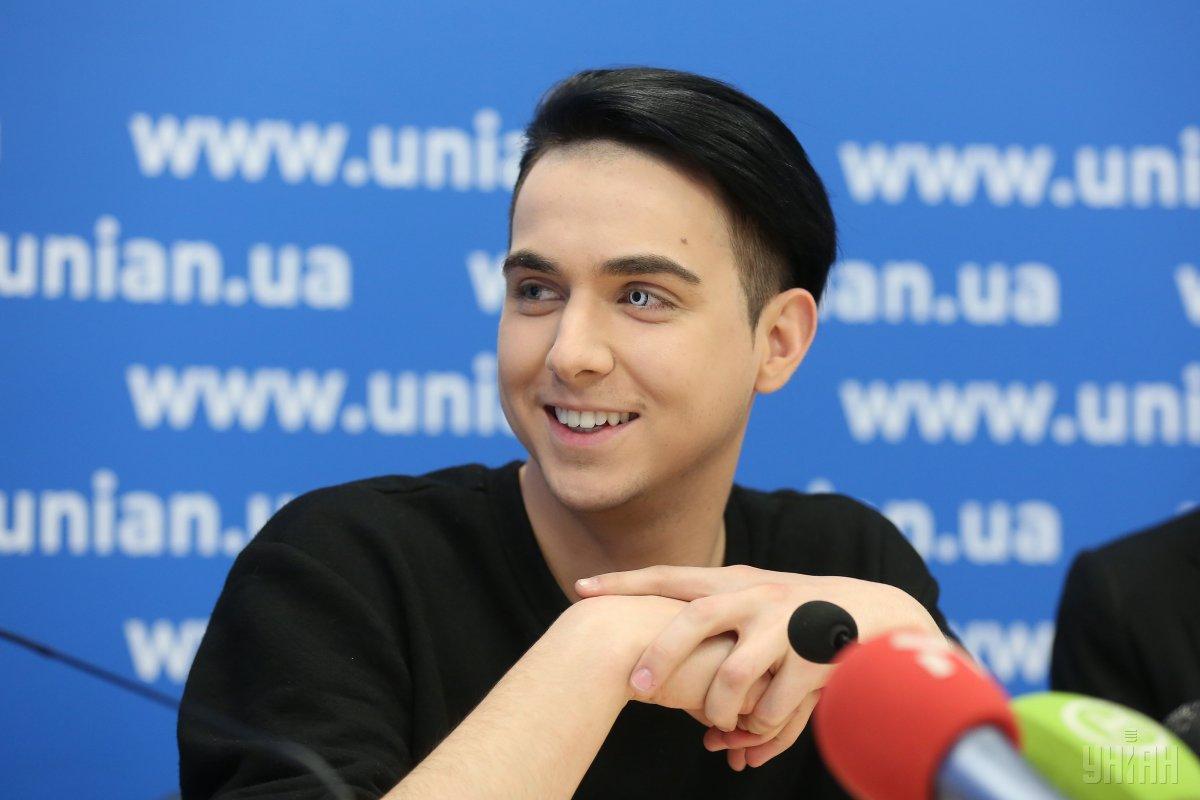 Melovin поділиться враженнями від Євробачення 2018 / Фото УНІАН
