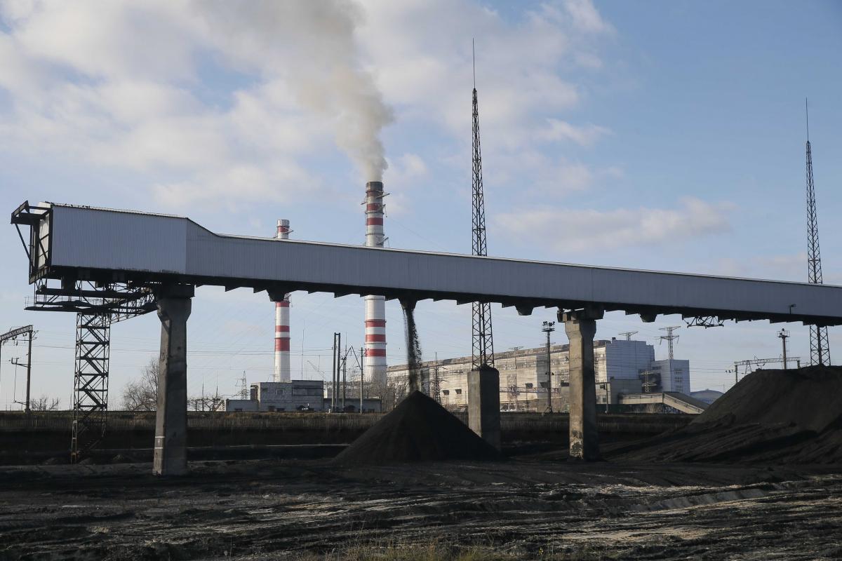 Ситуация с углем на складах ТЭС остается критической /REUTERS
