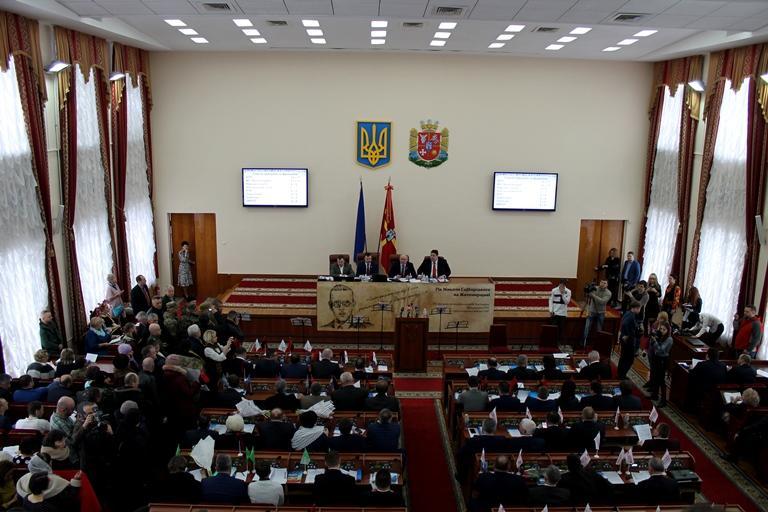 Речь идет о Программе развития футбола на 2018-2021 годы / фото zt.gov.ua