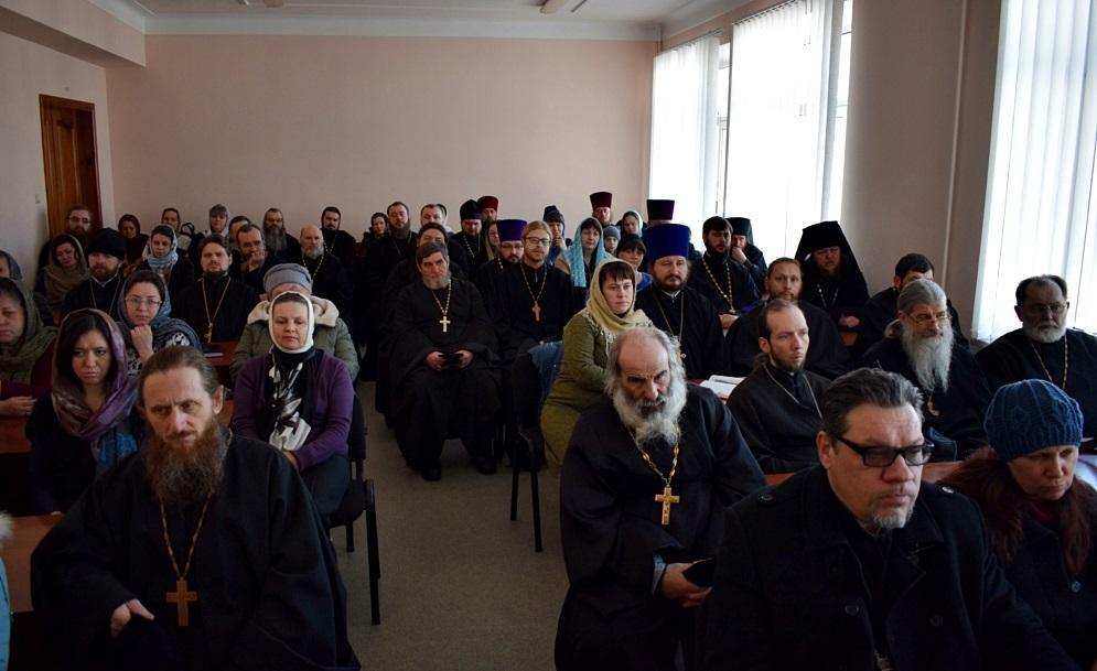 В Бердянске состоялся семинар для семей священников / eparhiya.com.ua