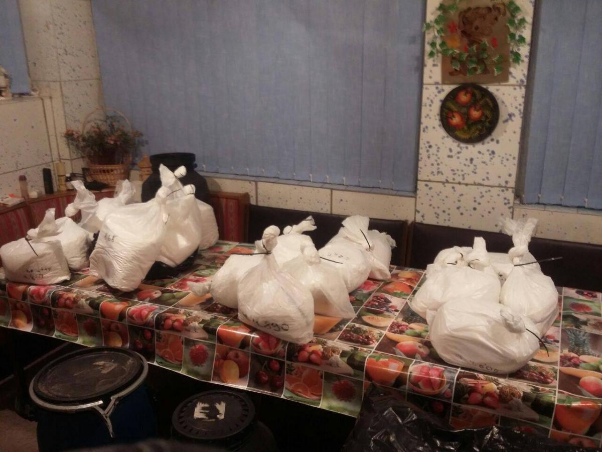 Одновременно проведено 13 обысков / фото facebook.com/LarysaSargan