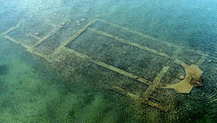 Руины византийского храма в Никее, датируемые IV веком / pl.aleteia.org